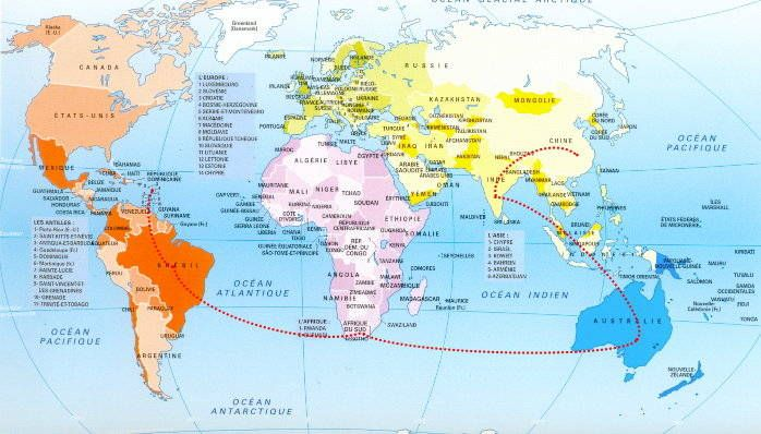 Noel En Chine Noel En Espagne Carte Du Monde Interactive Et