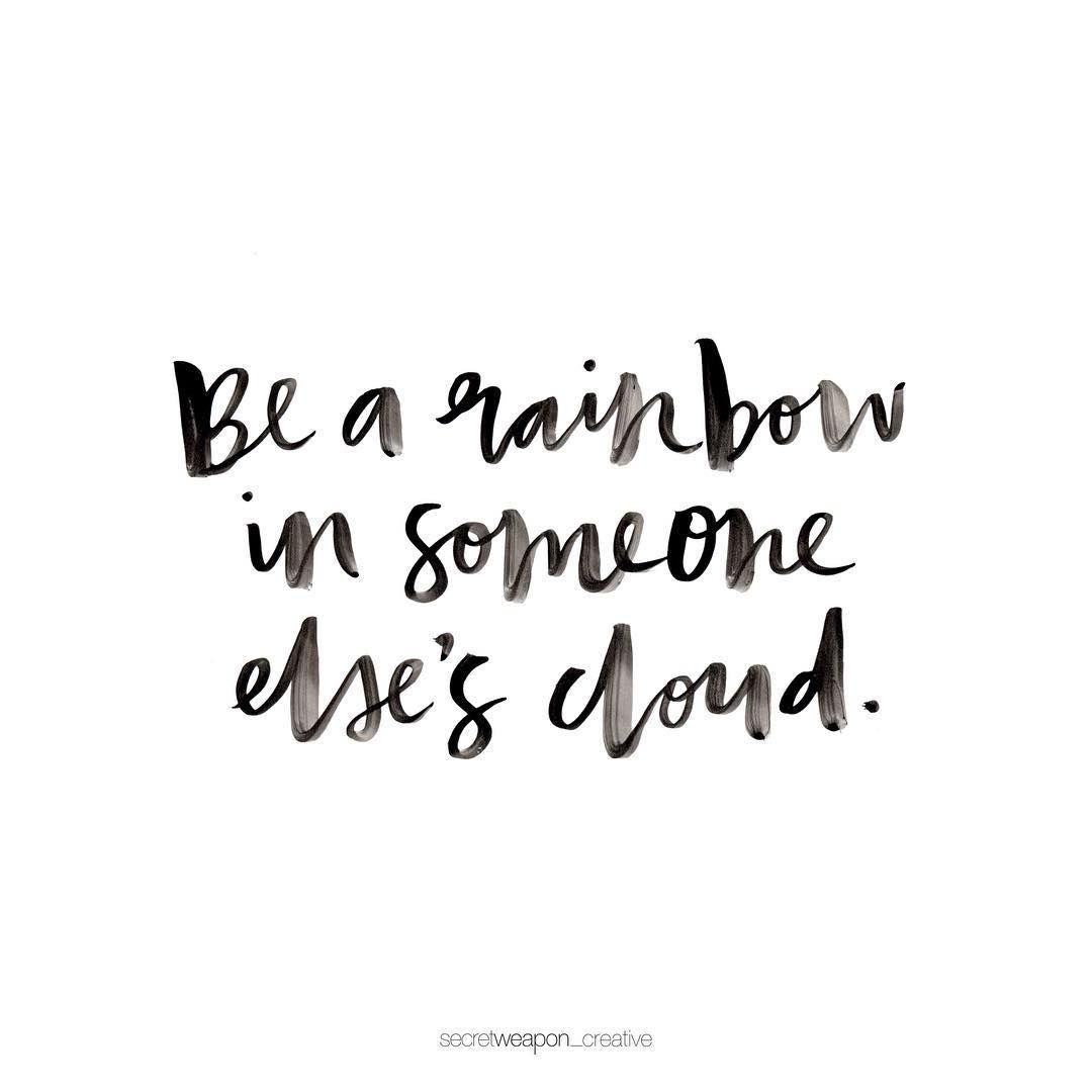 Rainbow Quotes For Motivation At Work: Pin By ABBZ On WORDS.