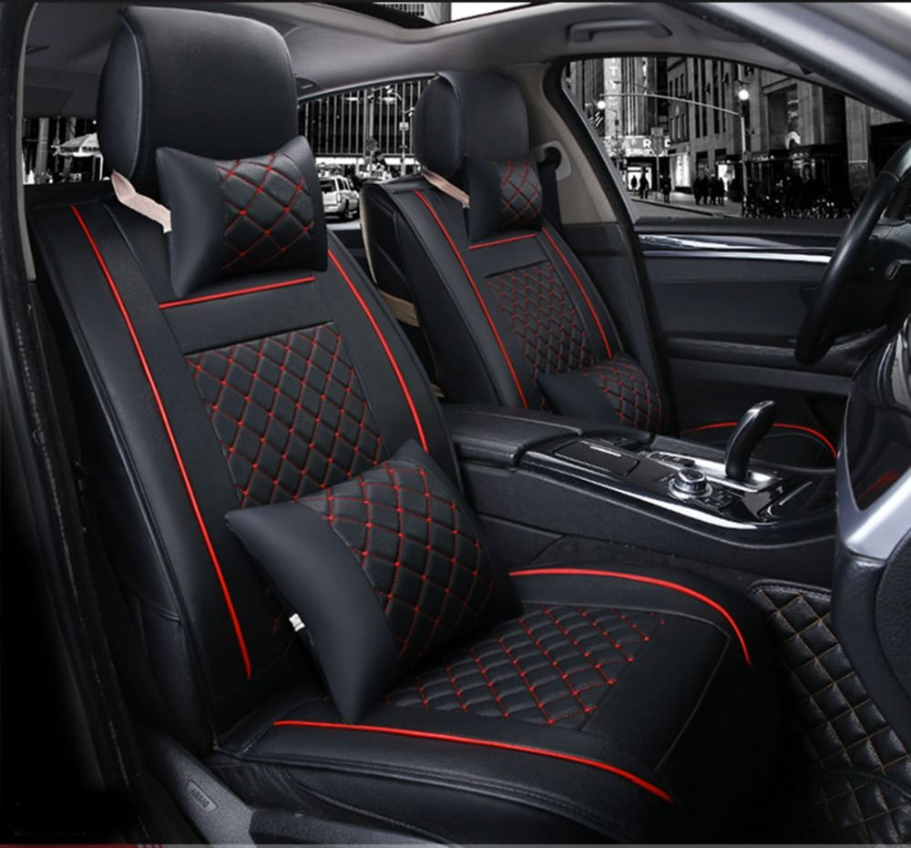 Yuzhe Leather Car Seat Cover For Jeep Grand Cherokee 2016 2014