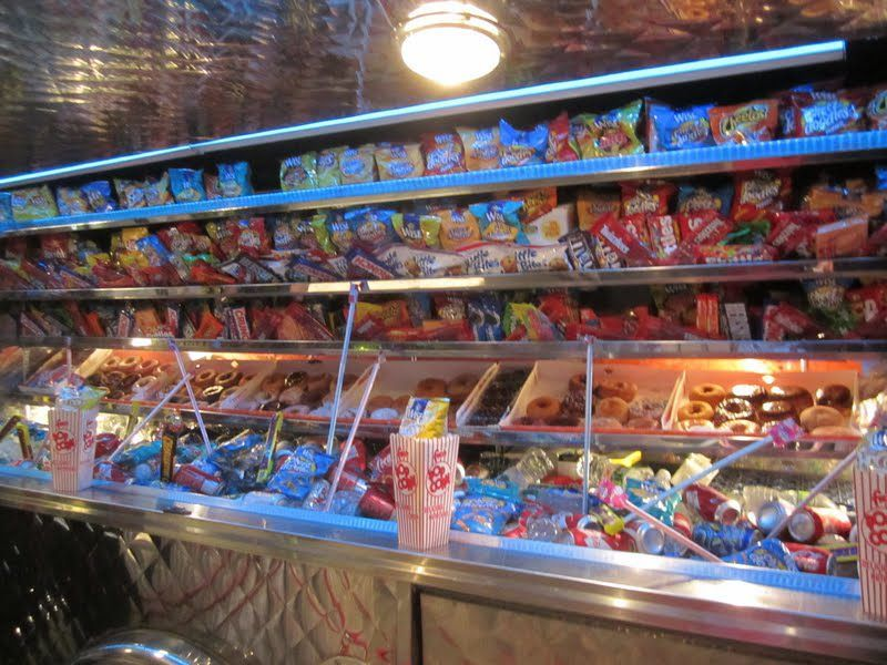 Candy truck westmount country club woodland park nj