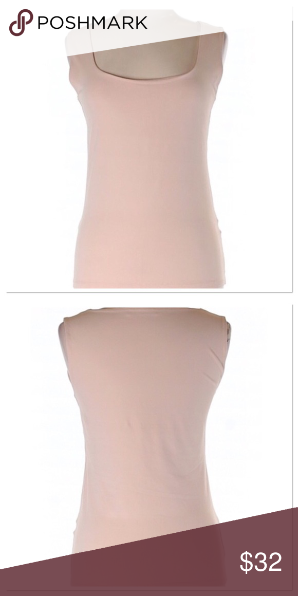 3eb5e8d39d089b Zara Collection Sleeveless Top This sleeveless light pink top will be a  staple in your closet. Like new from the Zara Collection.