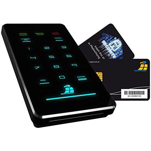 Die Digittrade HS256-S3 1TB Externe Festplatte ist nach BSI ...