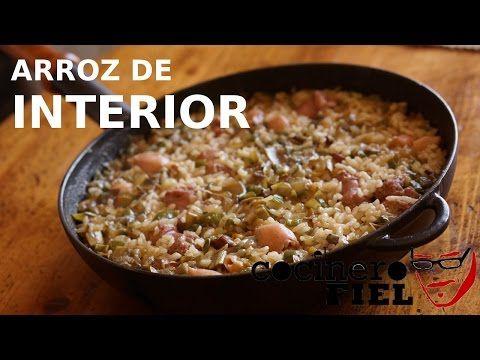 ARROZ DE INTERIOR|El Cocinero Fiel