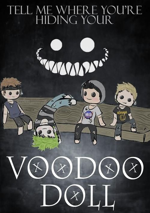 my new favorite song is voodoo doll 5 seconds of summer what s you guys s favorite song by 5sos