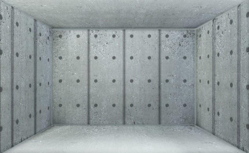 4 Effective Ways To Soundproof Concrete Walls Grey Paint Living Room Living Room Grey Modern Grey Living Room