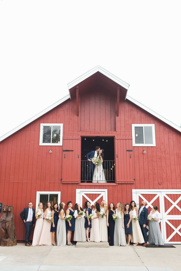 Intimate Wedding at Crooked Willow Farm — The Styled Soirée | Colorado Wedding Planning and Design #barnweddings