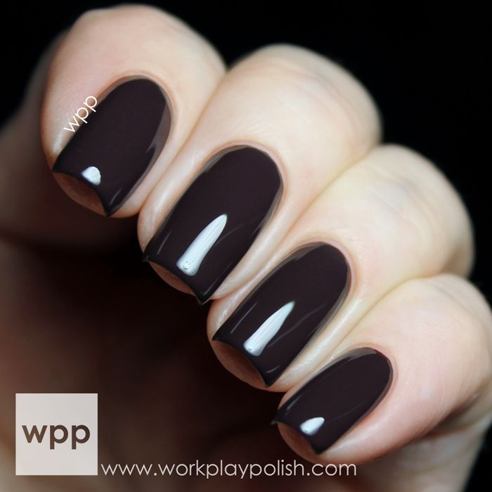 China Glaze What Are You A-Freight Of? from the All Aboard Collection (Fall 2014)