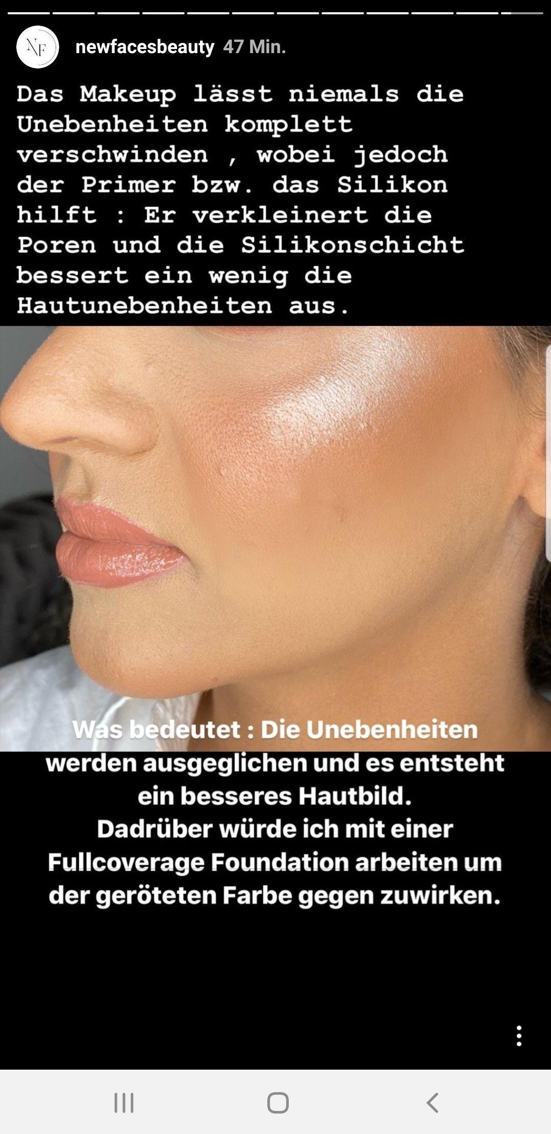 Pin von Andruzi W auf Kosmetik Haut, Make up, Kosmetik