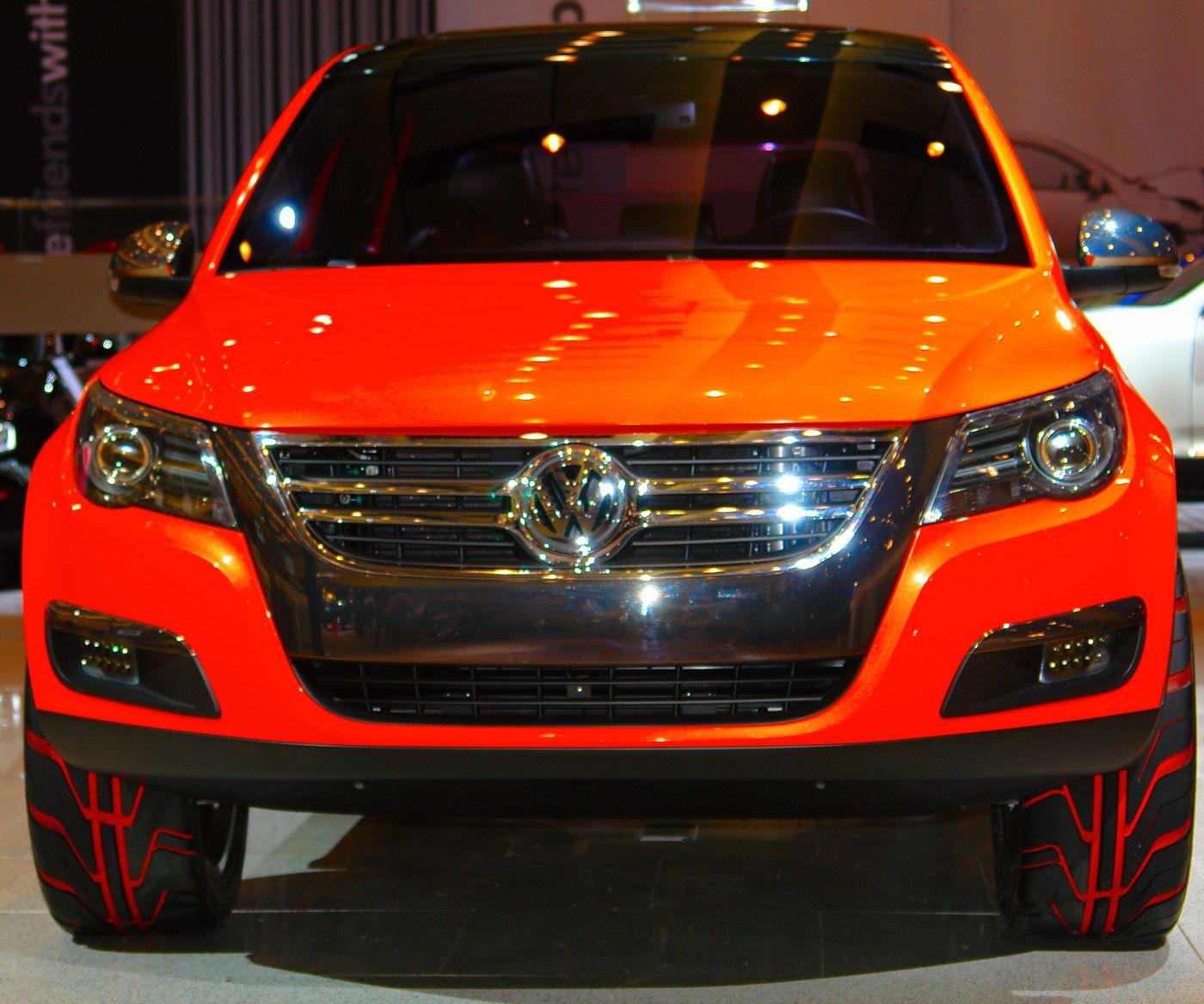 Volkswagen Tiguan Volkswagen, Used cars, Car review