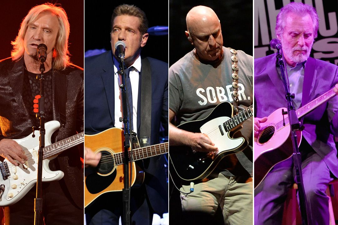 Joe Walsh, Bernie Leadon and J.D. Souther Write About Glenn Frey ...