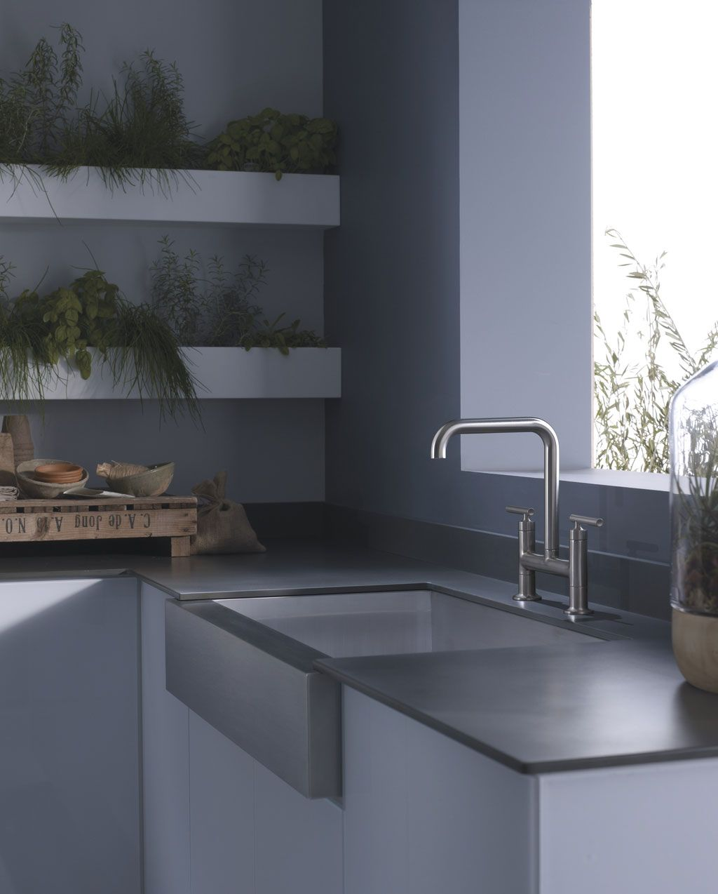 Kohler Purist Kitchen Faucet 1 Hole Kitchen Sink Mixer