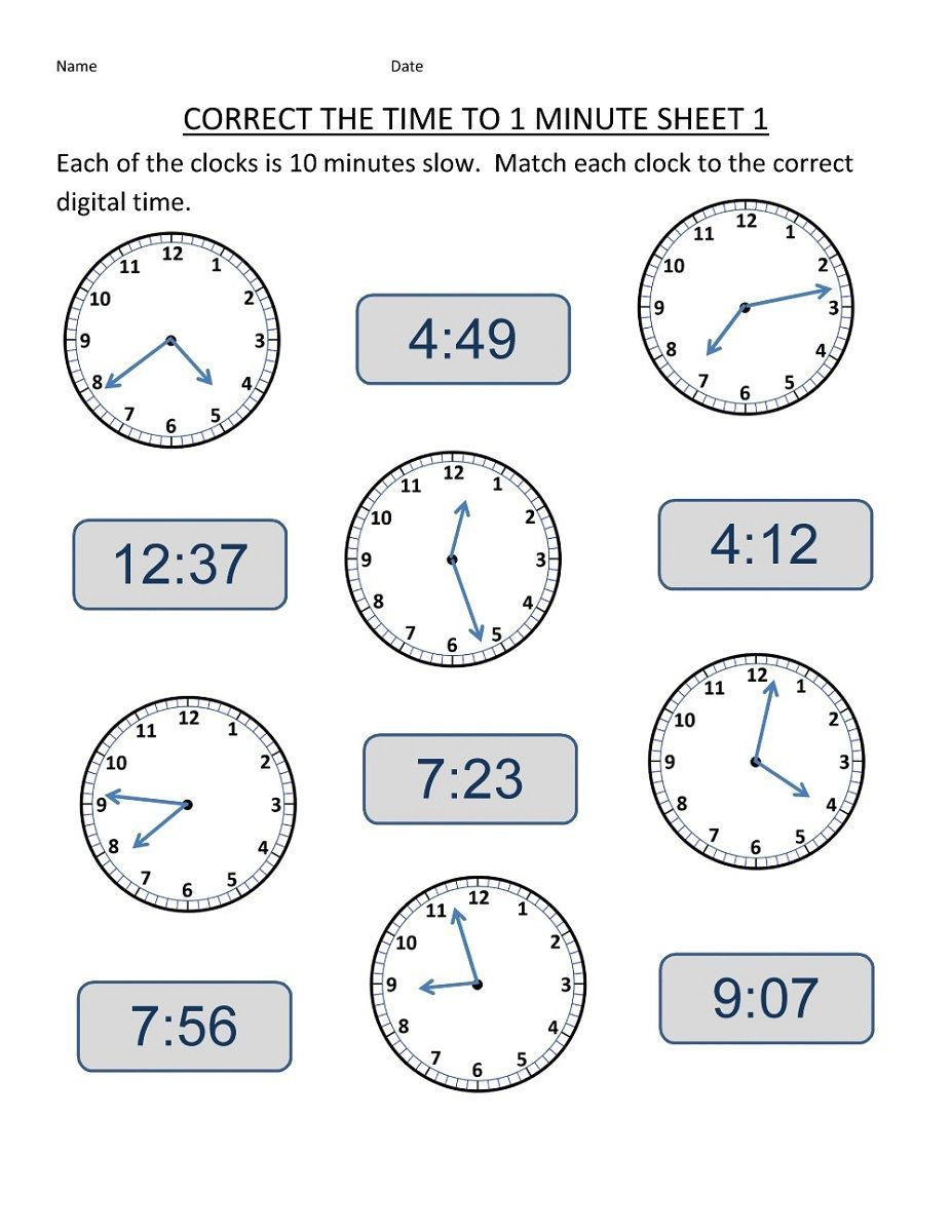 hight resolution of Time Elapsed Worksheets 2019   Printable Shelter   Matmatik Trã¦ning   Clock  worksheets