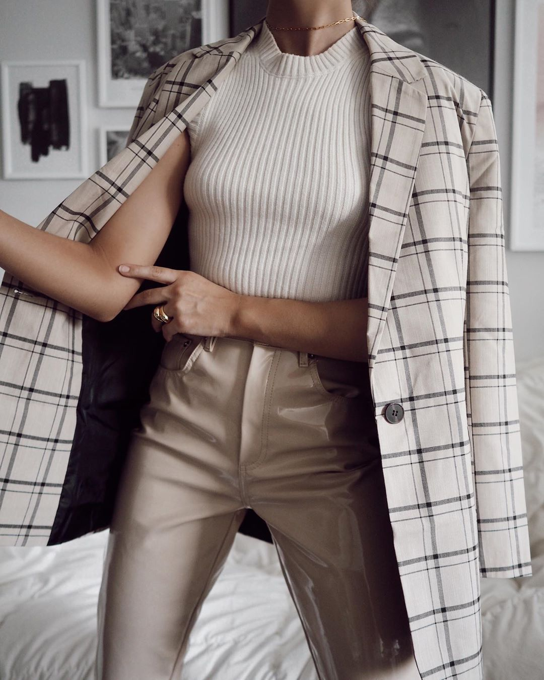 10 Fall Pieces You Can Wear Even While It's Still Hot Outside 10