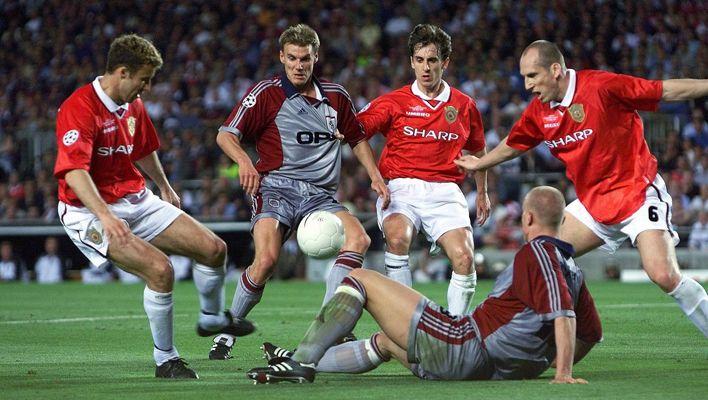 نتيجة بحث الصور عن Denis Irwin Last Games Man United Manchester United Amazing Comebacks Manchester United Football Club