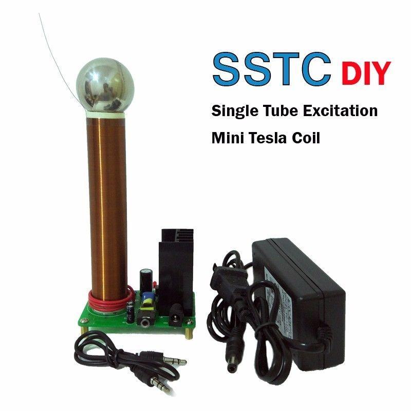 Electronics and Electricity 158698: Diy Mini Tesla Coil Kit