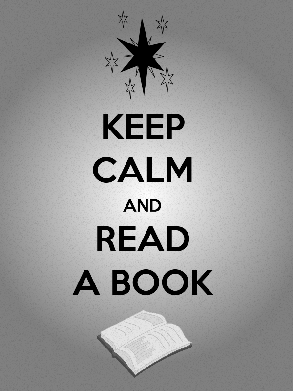 Keep Calm And Read A Book Kindle Wallpaper By Ahumeniy On