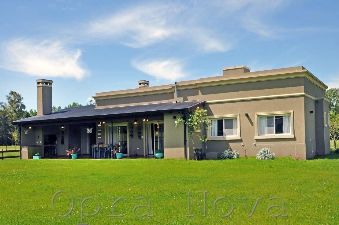 Al estilo argentino una casa encantadora en zona norte - Disenos de casas rurales ...