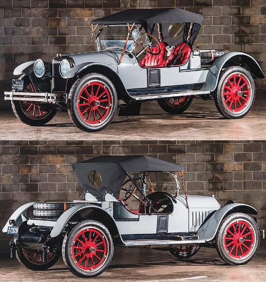 Oakland Model 37 1915