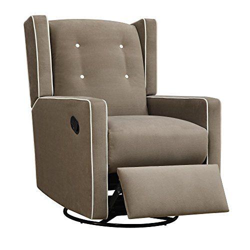 Amazon Com Dorel Living Baby Relax Mikayla Upholstered