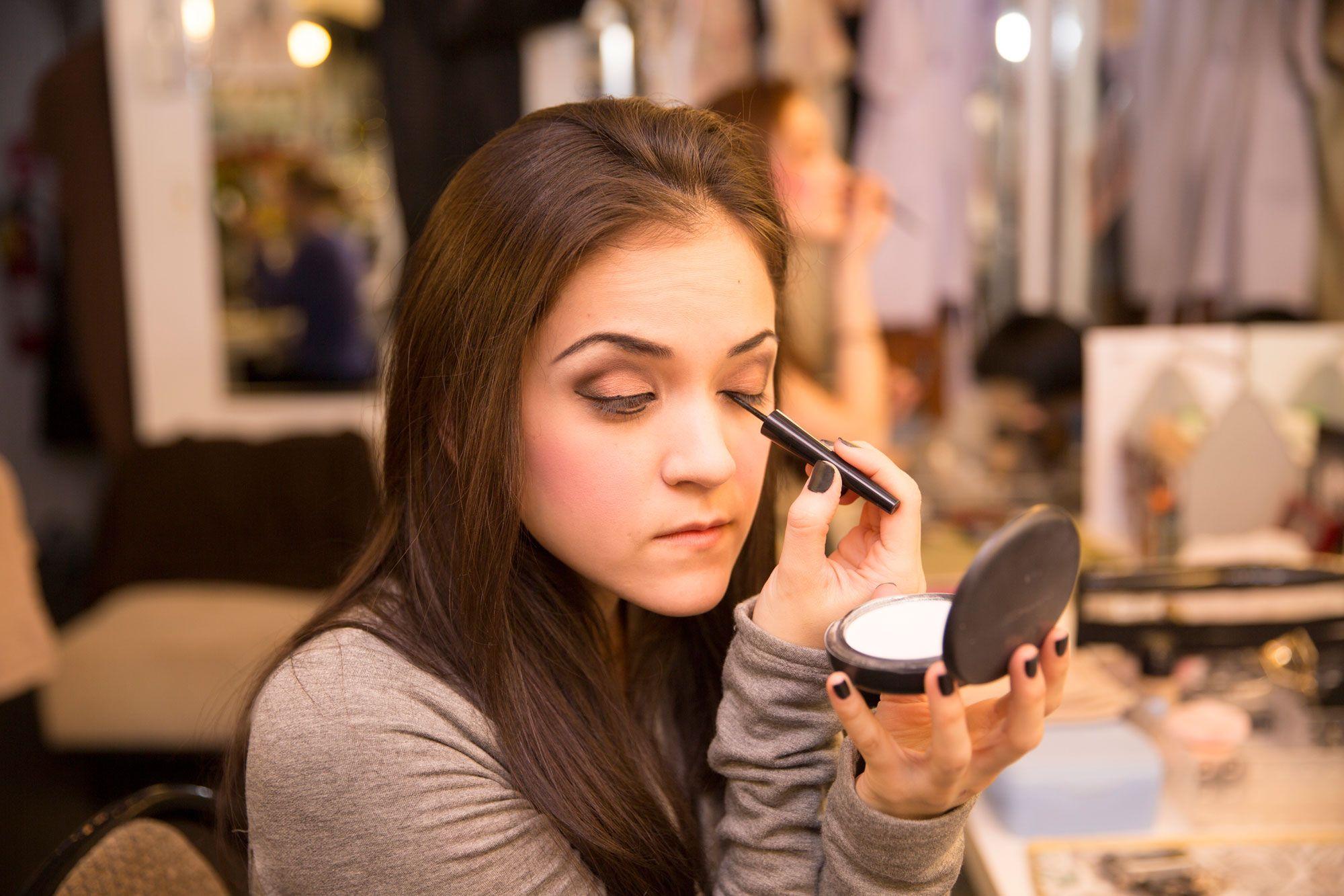 Life Is A Cabaret Cabaret Girls Makeup Cabaret Broadway