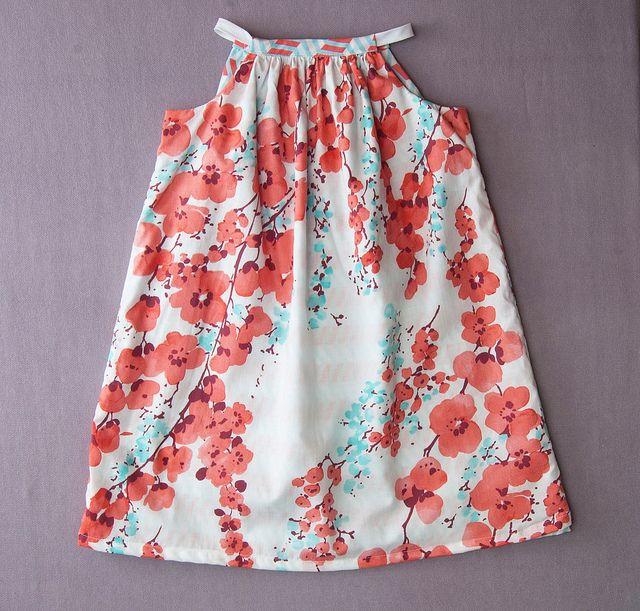 Super cute. I LOVE this fabric!