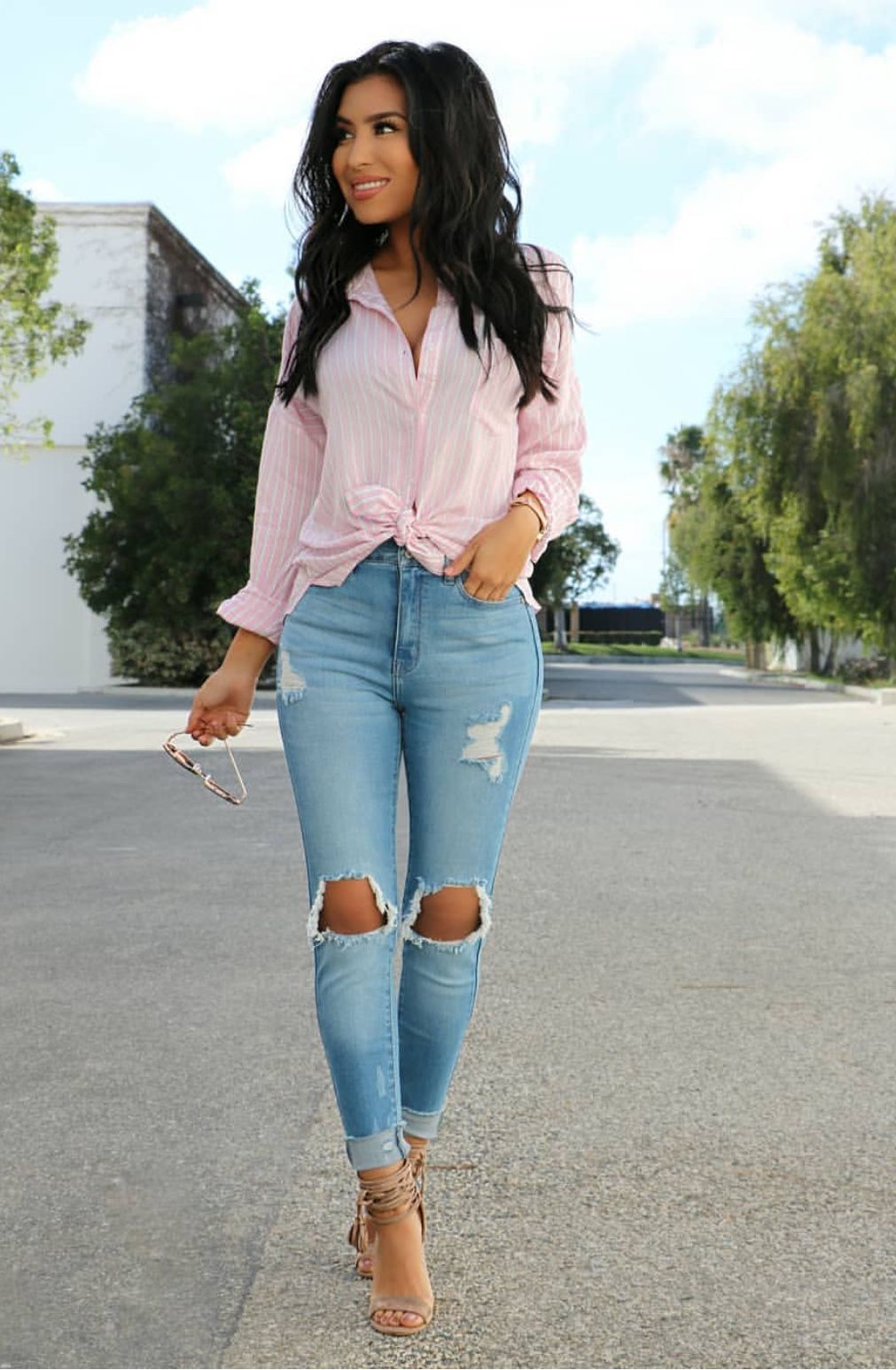 Cute Outfit And So Easy To Copy Stylish Outfit Ideas For Women Who Follow Fashion From Ze Stylish Summer Outfits Professional Summer Outfits Stylish Outfits