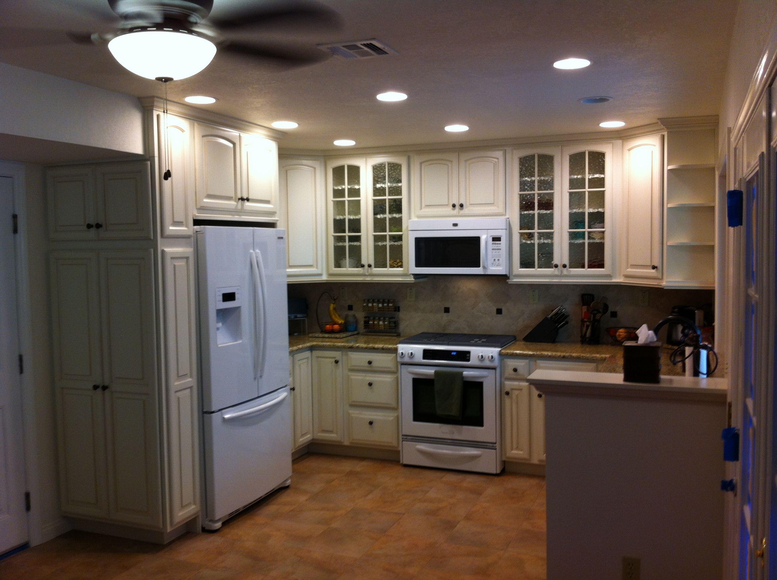 Cabinets - Kemper Maple Springdale Designer - Jeff ...