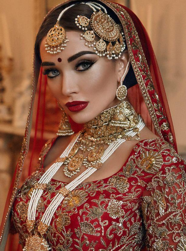new Bridal makeup look 2015 | Just Bridal