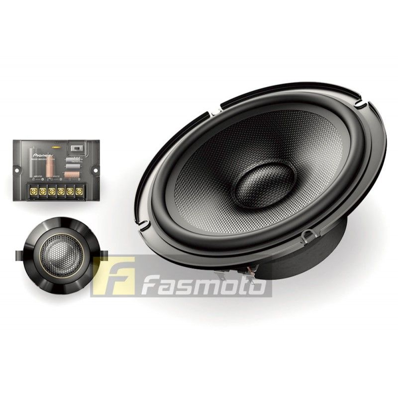pioneer ts z65ch 6 5 16 5cm z series 2 way hi res audio component car speakers for 110w car speakers speaker audio components pioneer ts z65ch 6 5 16 5cm z series