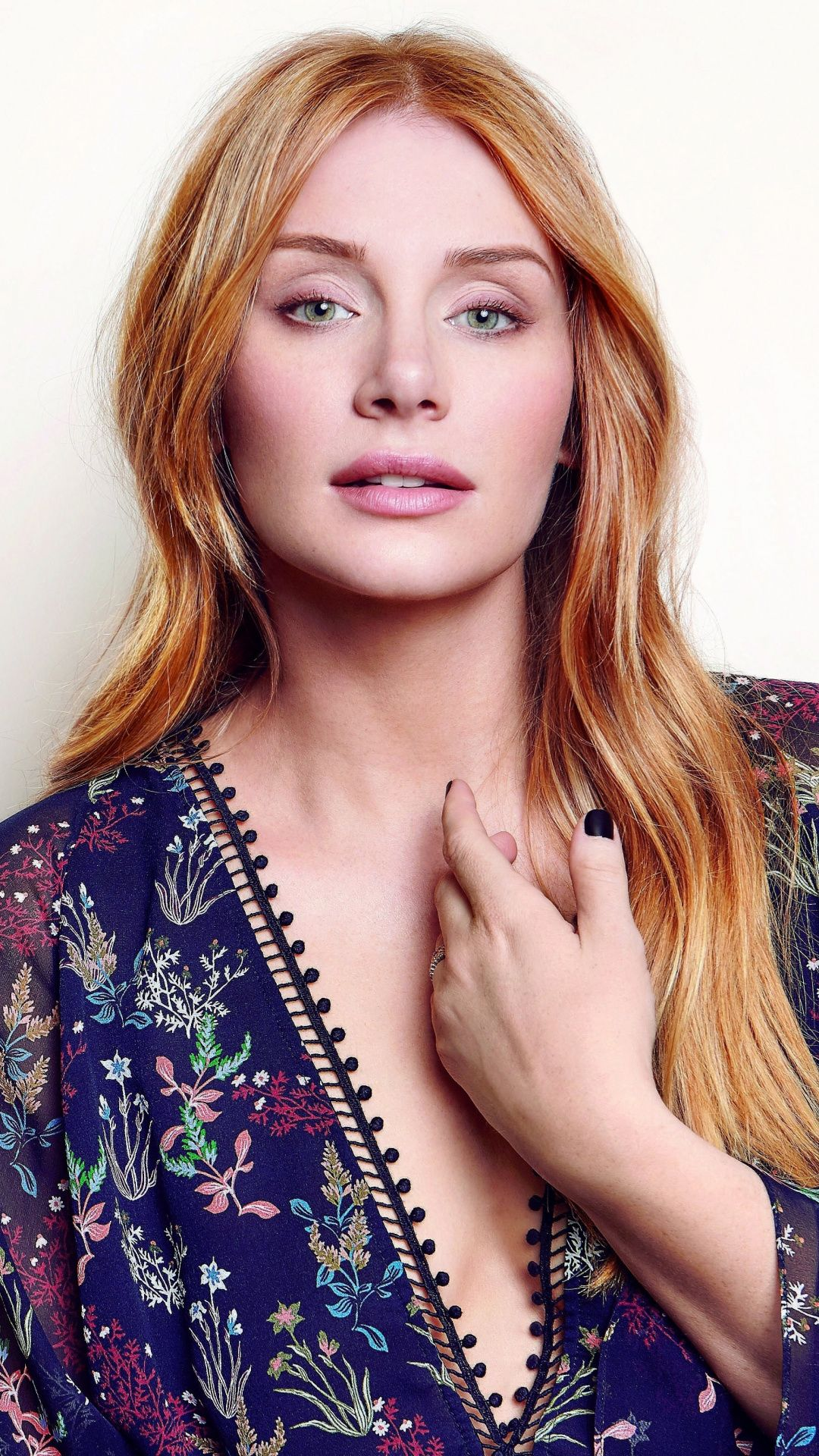 Famous Actress Bryce Dallas Howard Red Head 2018