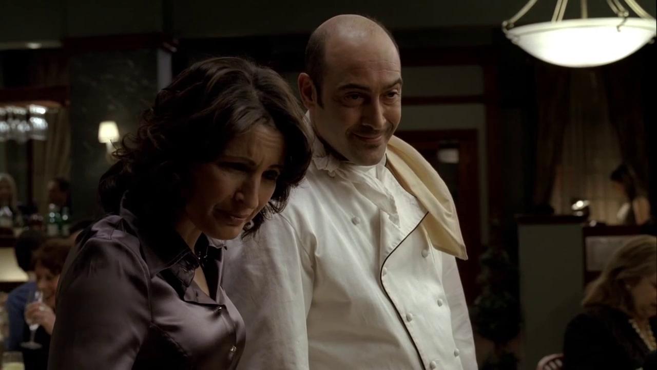 The Sopranos: Season 6, Episode 20 The Blue Comet (3 Jun