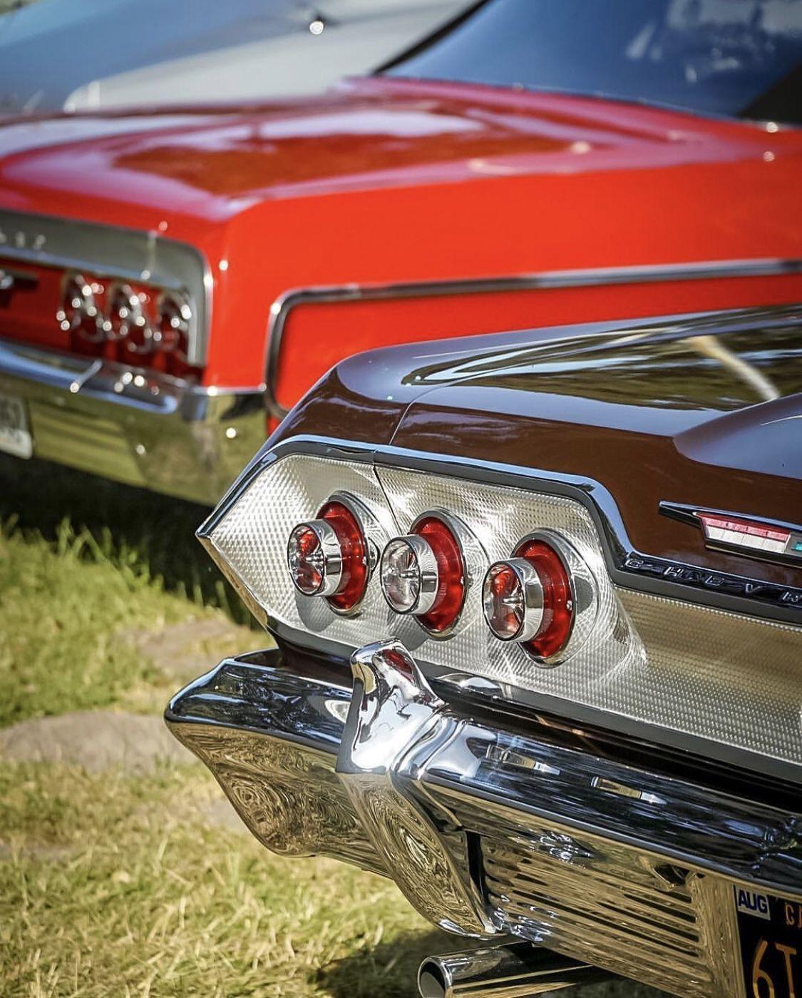 Chevrolet Impala 1963 Y 1964 In 2020 Chevrolet Impala Chevrolet Impala 1963 Chevy Impala