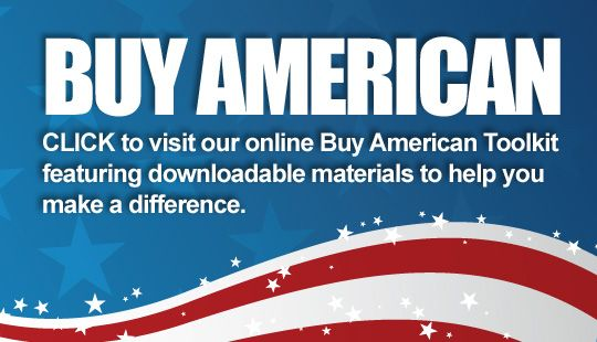Buy American! Save Jobs!