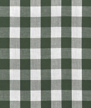 1 Hunter Green Gingham Fabric With Images Gingham Fabric Fabric Decor Gingham Curtains