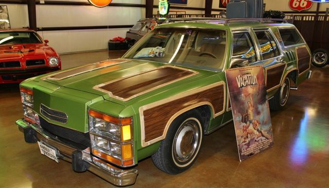 Get Ready To Strap Aunt Edna To The Roof The Vacation Car Is Apparently On Sale Ford Ltd National Lampoons Vacation Family Truckster