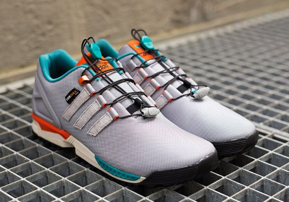 Adidas Zx Flux Winter Cordura Sneakernews Com With Images Adidas Zx Flux Nike Shoes For Sale