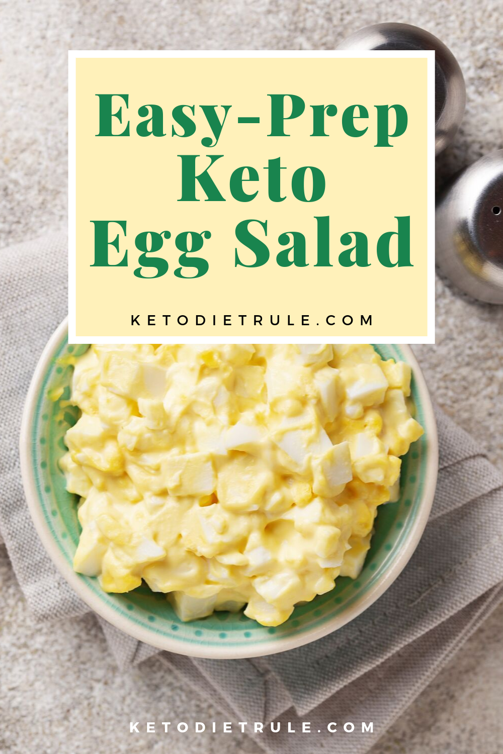 Egg Salad Recipe For Weight Loss