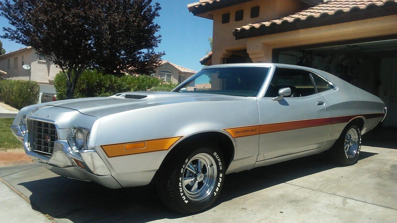 1972 ford torino fastback