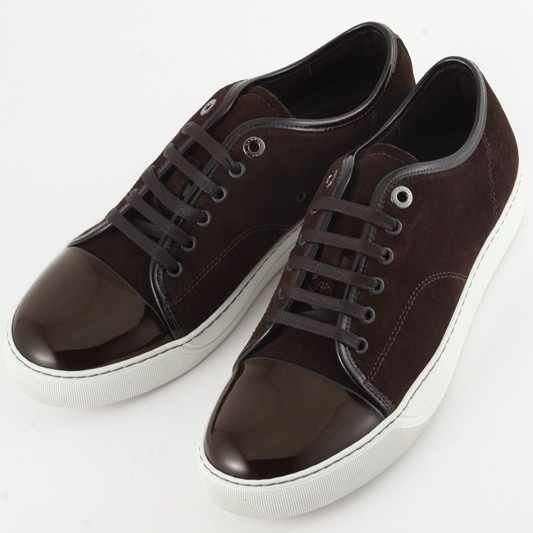 LANVIN Sneakers Maroon Men