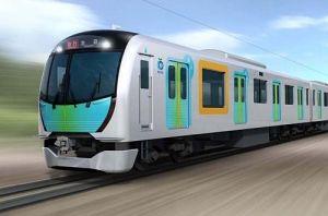 Tokyo S Seibu Railway Orders Kawasaki Emus Vehiculos Tren