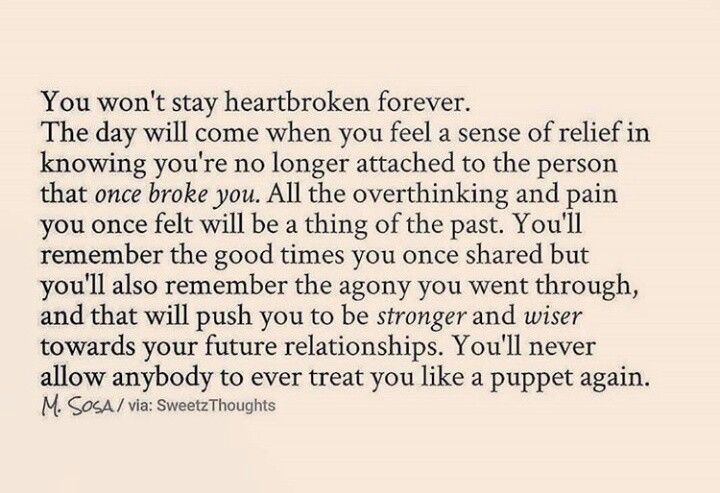 can time heal a relationship