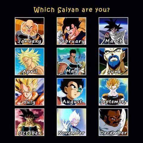 Which Saiyan Are You Dbz Dragonballz Goku Dragon Ball Super Goku Dragon Ball Super Art Dragon Ball Art