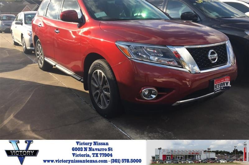 Victory Nissan Victoria Tx >> Congratulations Jose Carlos On Your Nissan Pathfinder From Eduardo