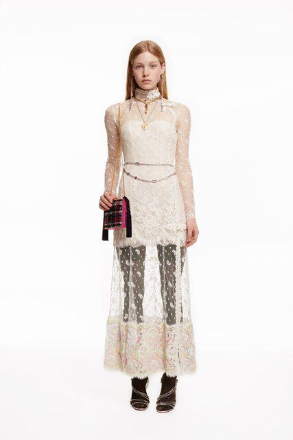 Alessandra Rich, Look #26