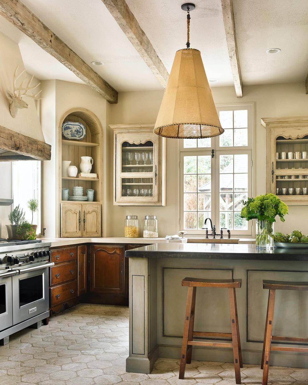 Jane Hollman   Country French kitchen   Decor - Kitchen   Pinterest ...