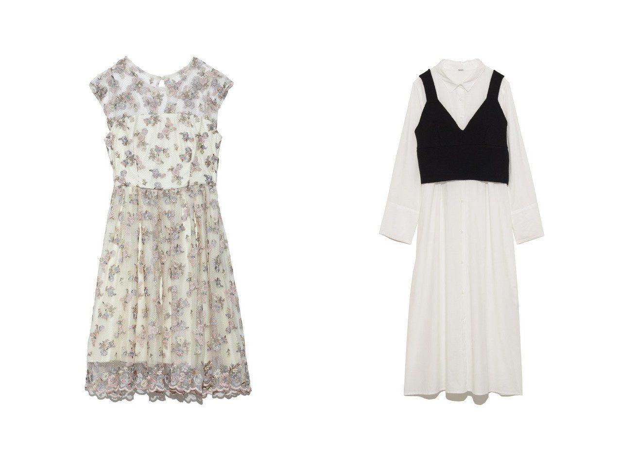 ワンピース・ドレスのおすすめ!人気、春夏ファッションの通販
