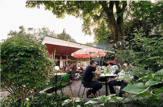 Grillen Im Volksgarten Pavillon 1010 Burgring 1