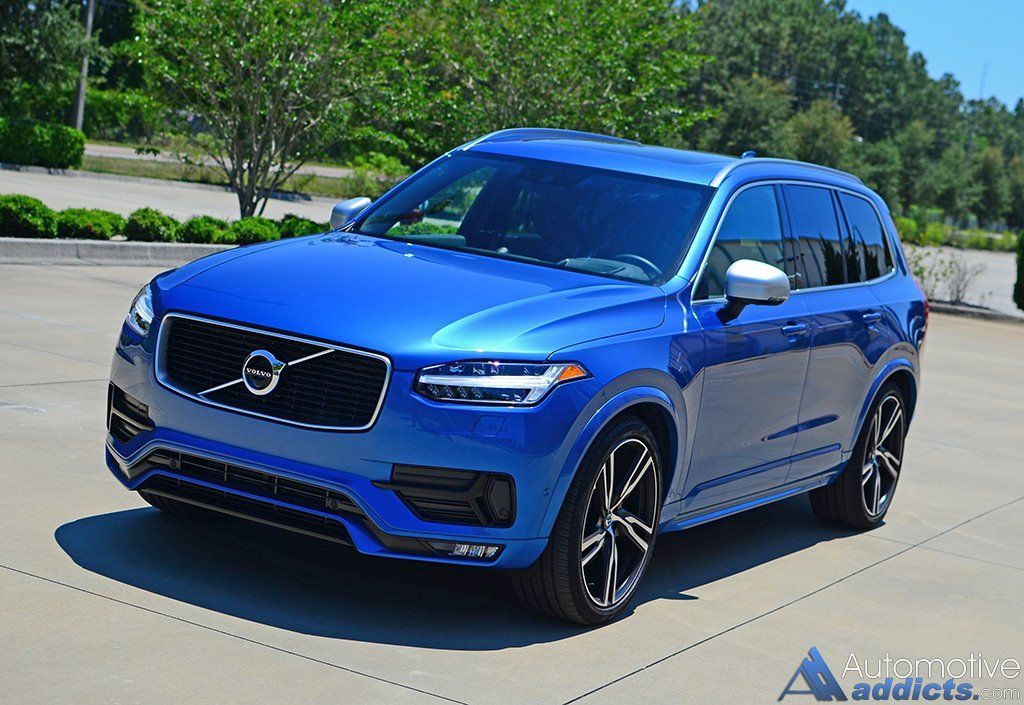 2016 Volvo XC90 T6 AWD R Design Review & Test Drive – Volvo s Finest