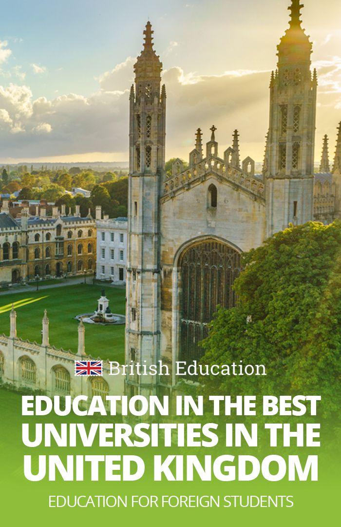 British Education - Study in UK in 2020 | British ...