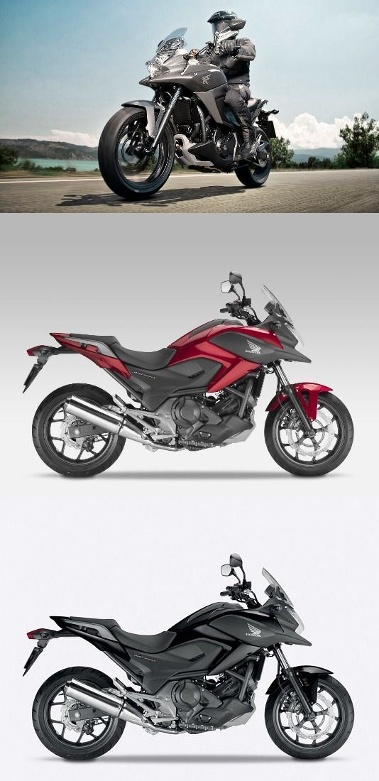 Honda Motorcycles U0026 ATVs Reveals Another #NCseries Model Named 2016  #HondaNC750X In #TokyoMotorShow . # Honda